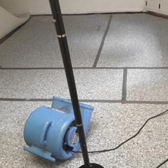 Water Damage Drying